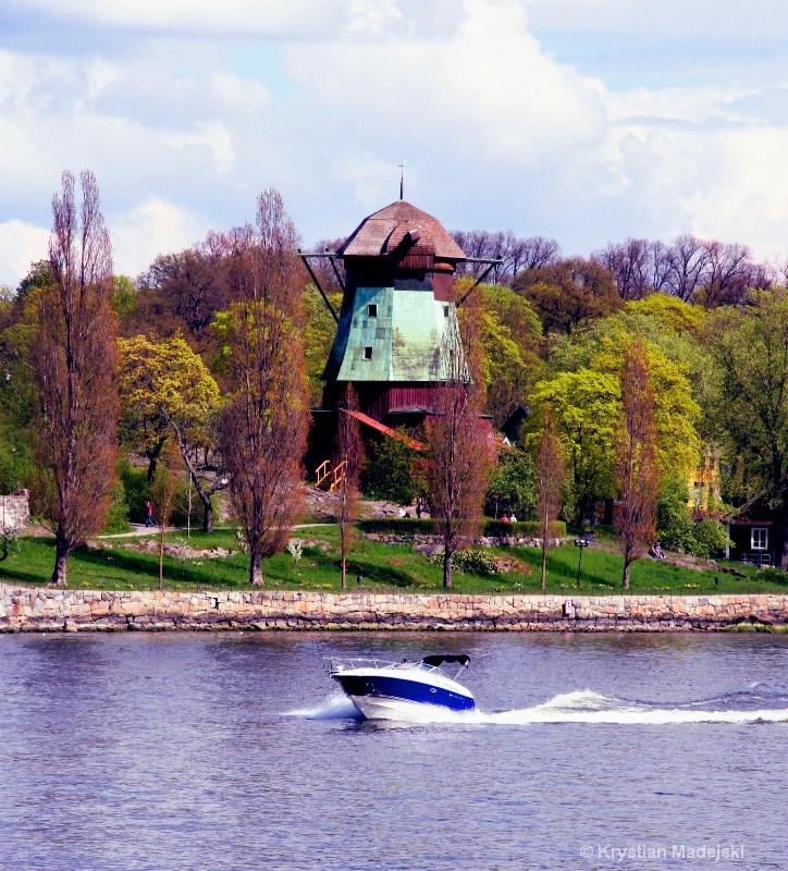 Windmill - 7