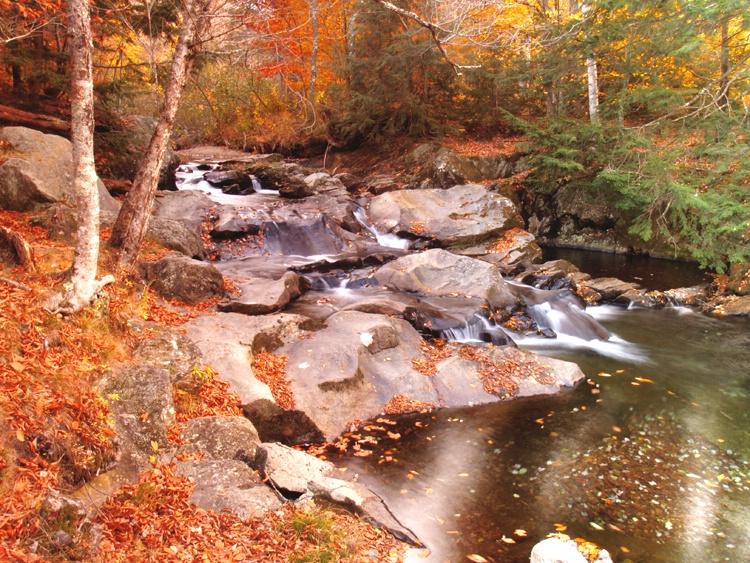 Any Creek, New Hampshire