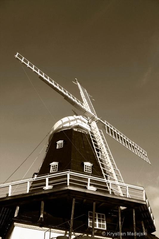 Dutch windmill S MANU