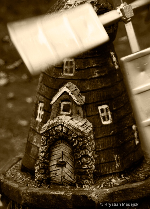 Windmill toy S MANU