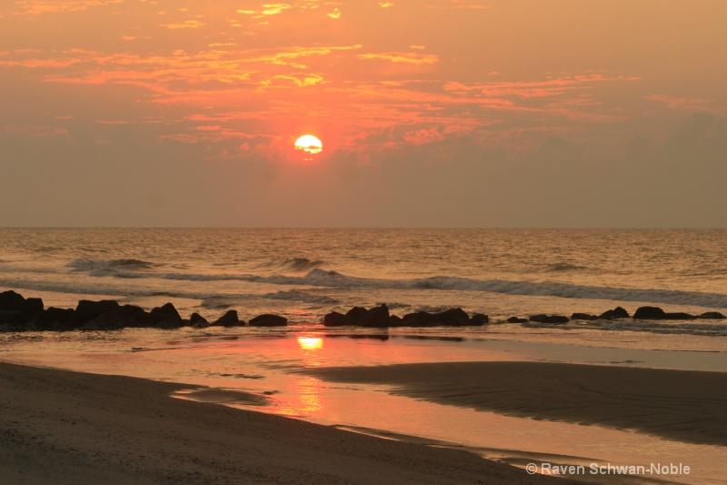 Sunrise-Folly Beach, SC