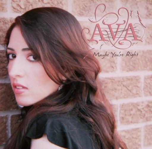 Ava K - Album Cover