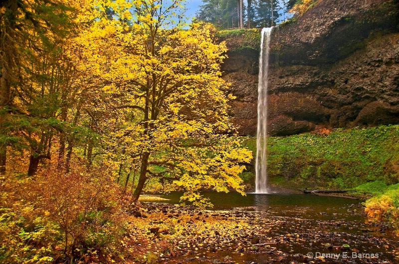 South Falls, Silver Falls SP