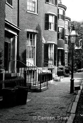 Beacon Hill, Boston, MA