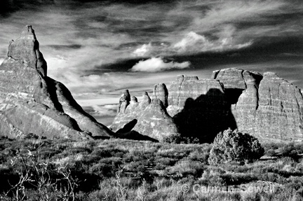 Red Rock Country, Arches NP