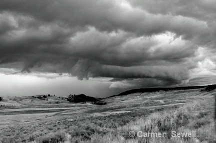 Cold Front,  Montana