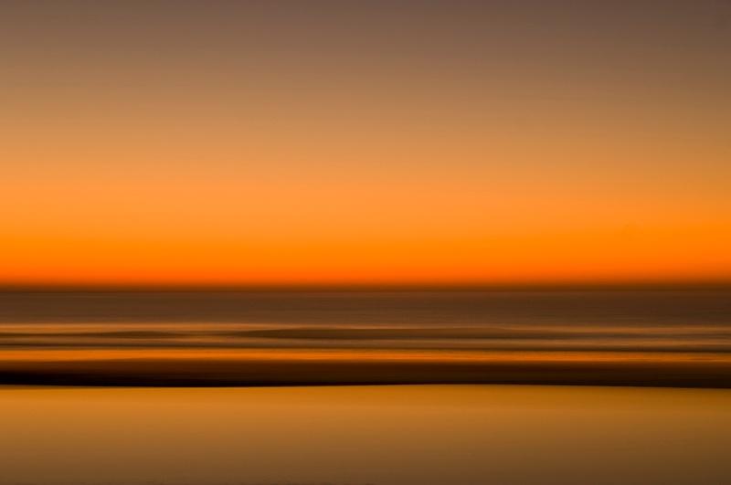 The Atlantic Ocean - Sunrise