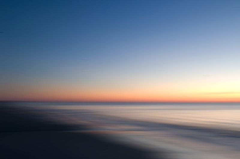 The Atlantic Ocean - Sand and Sea