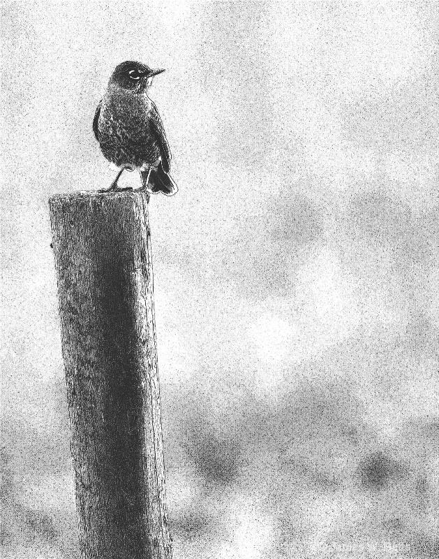 Sitting Post