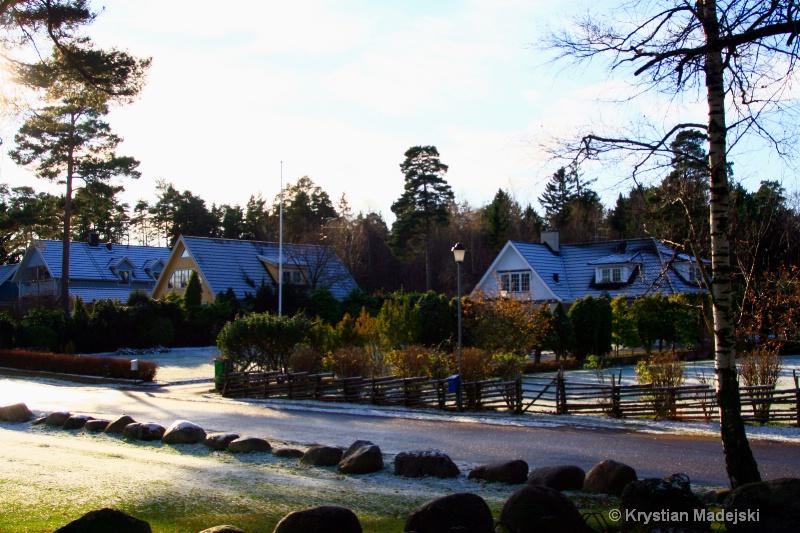 Norrliden bastu houses