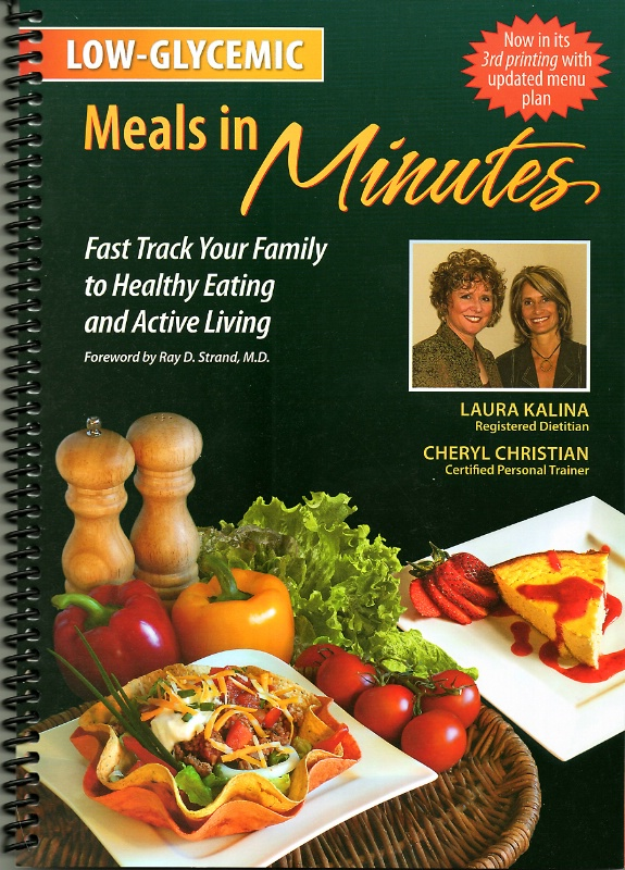 Meals in Minutes Cookbook - Second Printing
