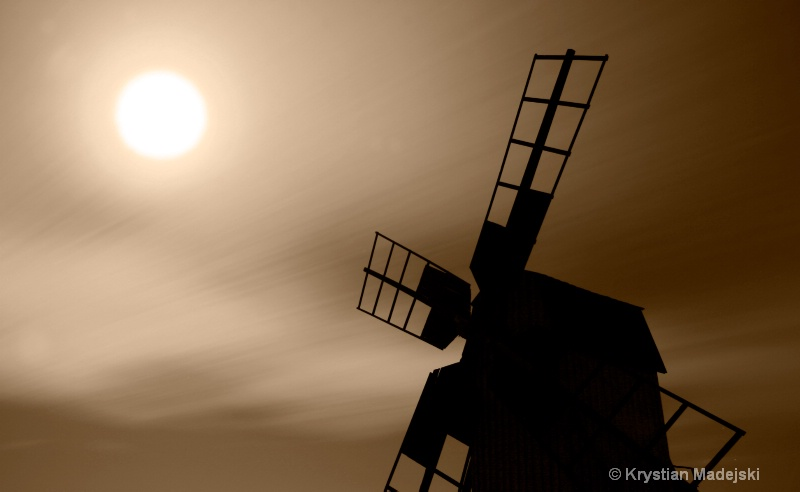 Windmills of Your mind - 2