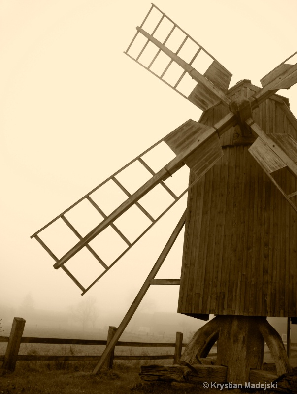 Windmills of Your mind - 4