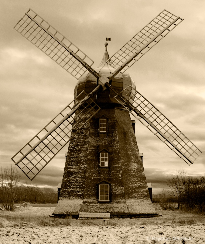 Windmills of Your mind - 5