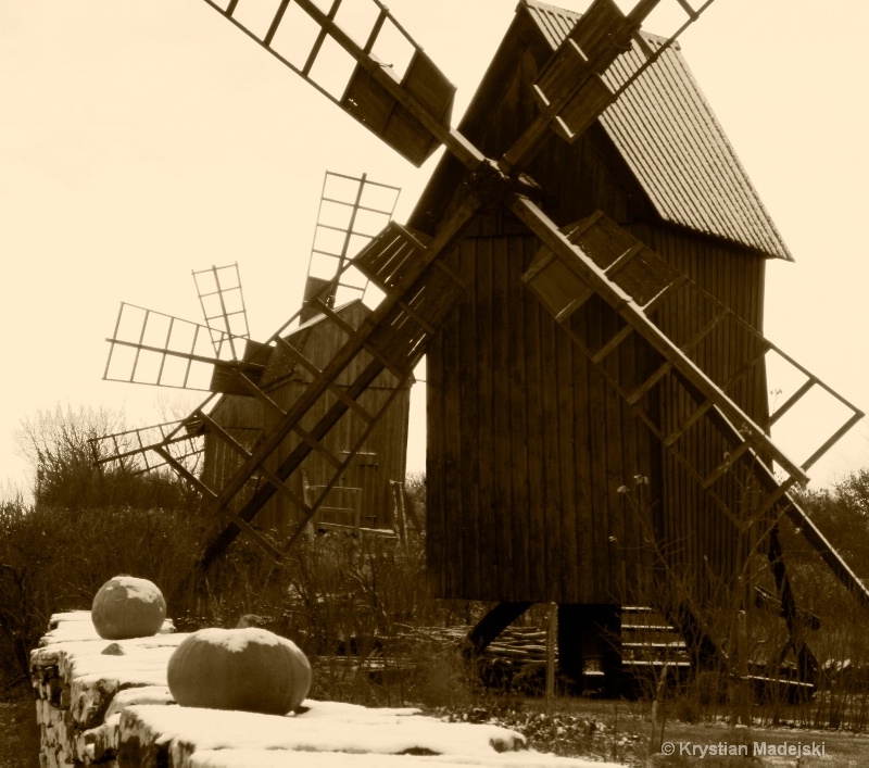 Windmills of Your mind - 6