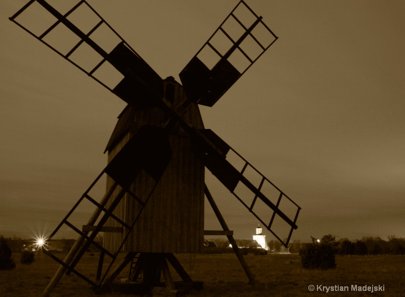 Windmills of Your mind - 8