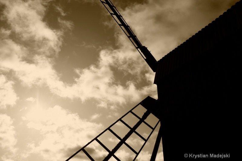 Windmills of Your mind - 9