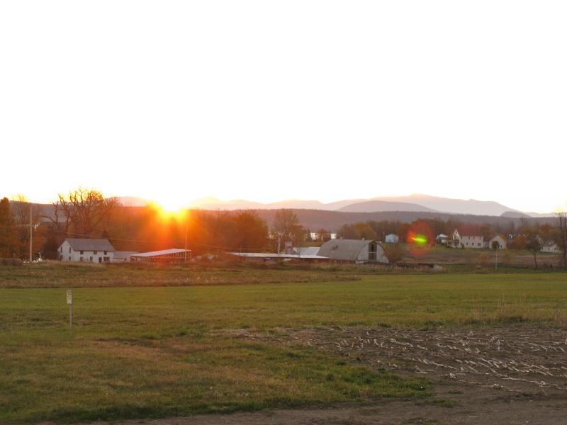 Morning Sunrise..Grand Isle VT