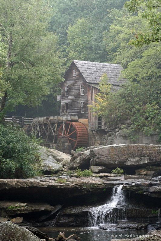 Grist Mill at Babcock #2