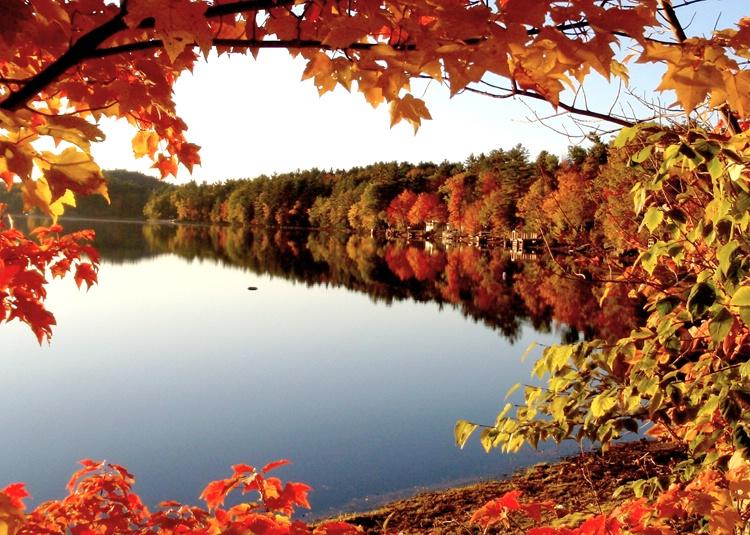 So. Sutton area of New Hampshire