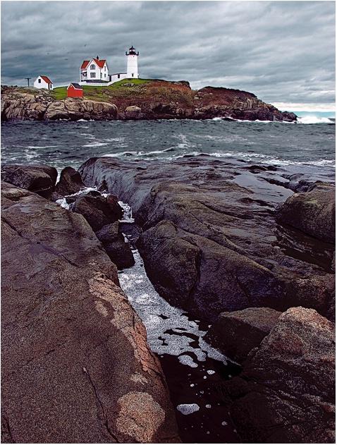 Nubble Lighthouse, Cape Nedick ME