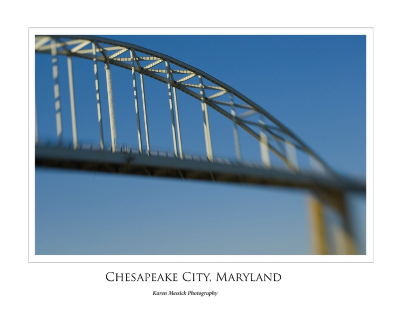 Chesapeake City Bridge
