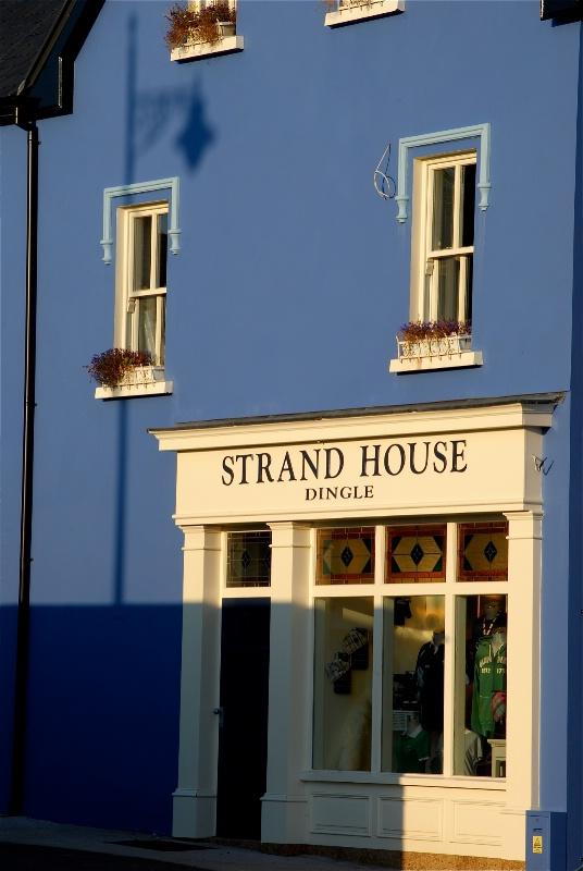 Storefront; Dingle, Ireland