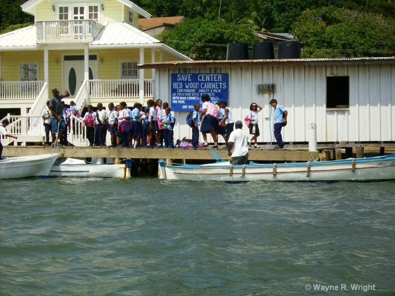 School Boat