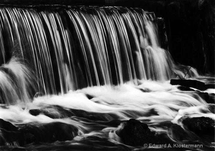 hogdgson mill waterfall/runoff