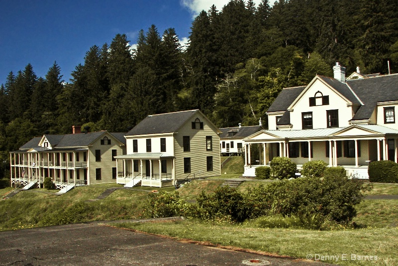 Fort Columbia State Park, Washington