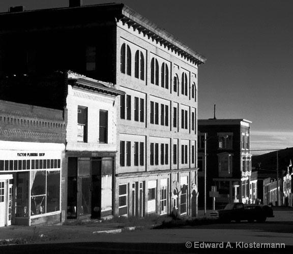 Main Street, Victor CO