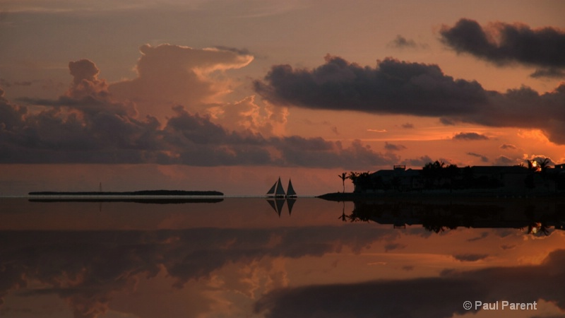 Key West Reflexion