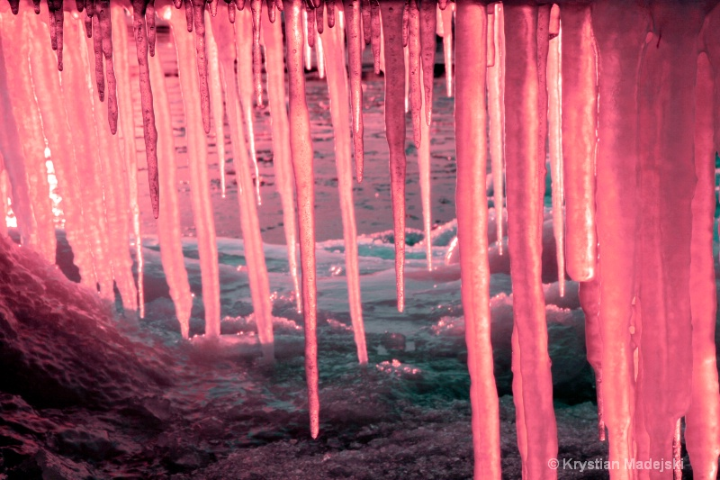 Icicles pink psp  2