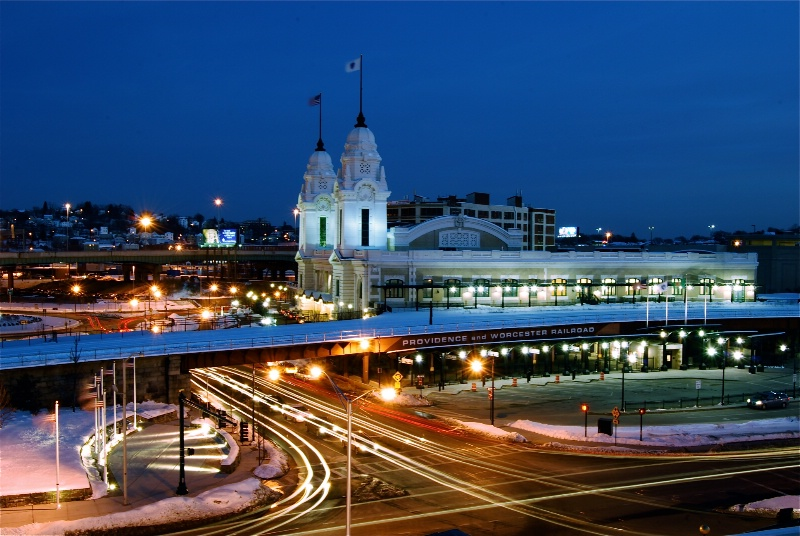 Union Station; Worcester, MA