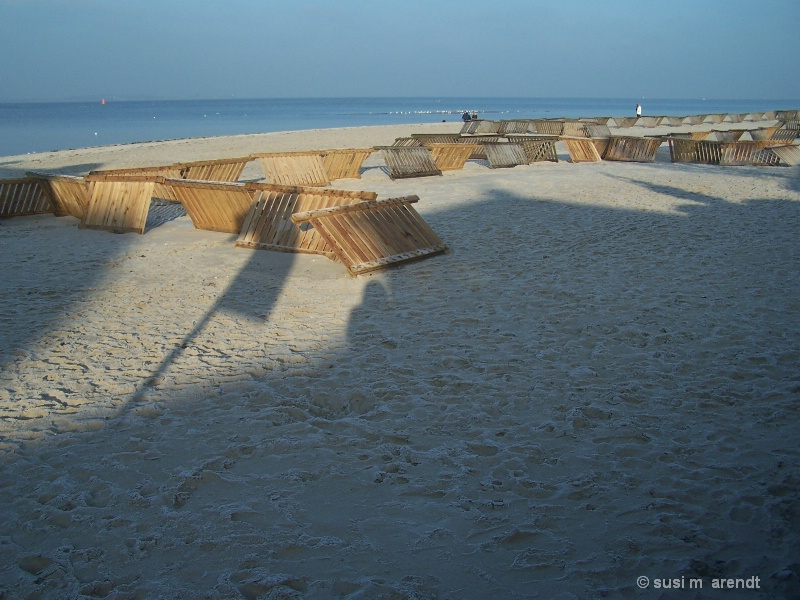 Beach at Laboe