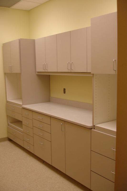 Sterilization Cabinetry