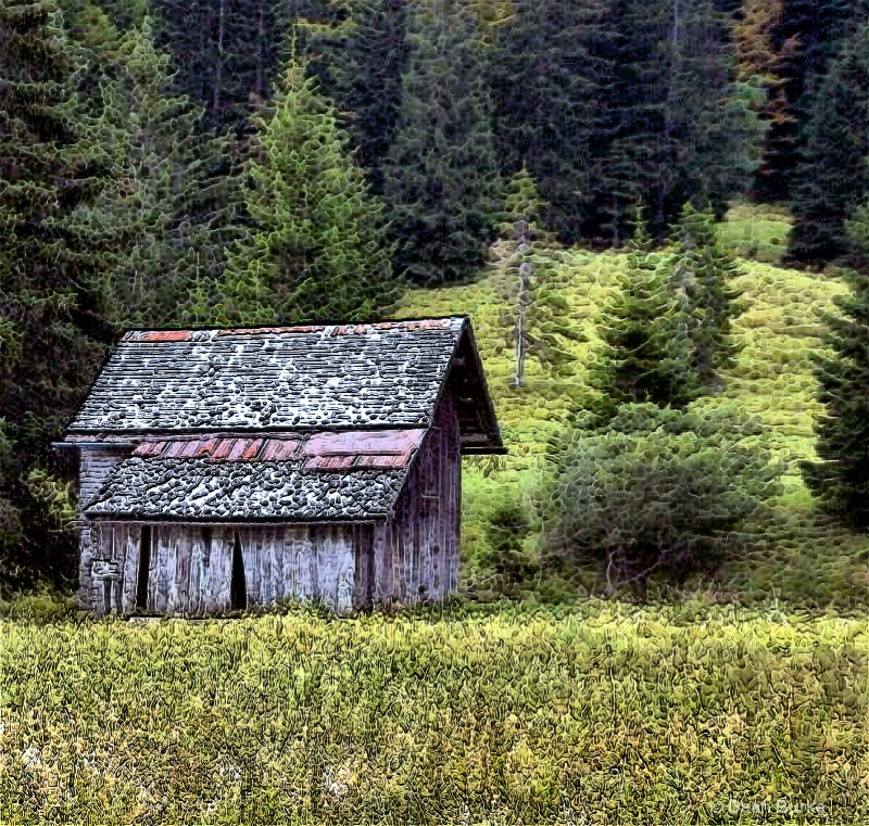 That Old Shack
