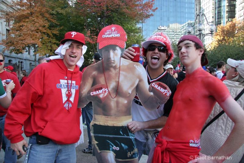Phillies Parade 45
