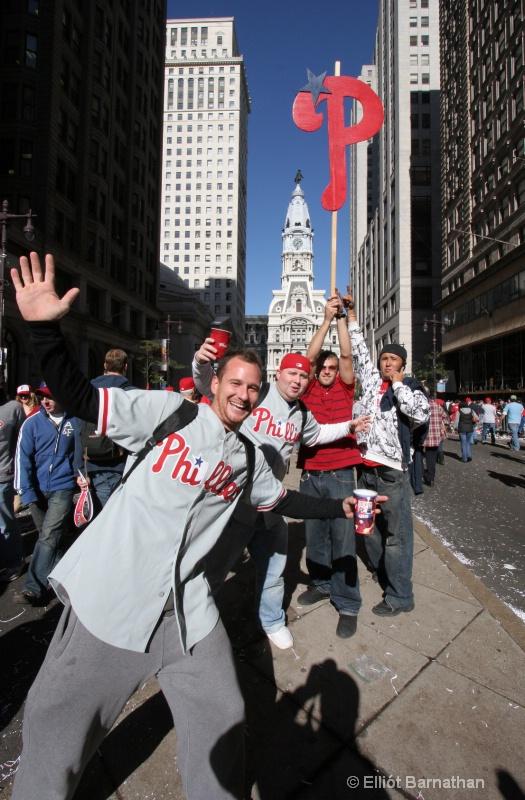 Phillies Parade 25