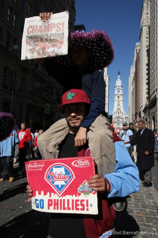 Phillies Parade 23