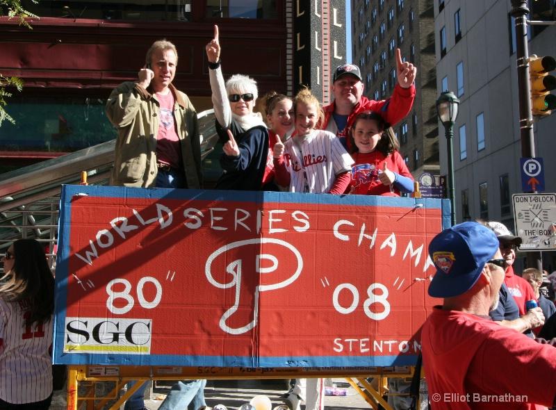 Phillies Parade 22