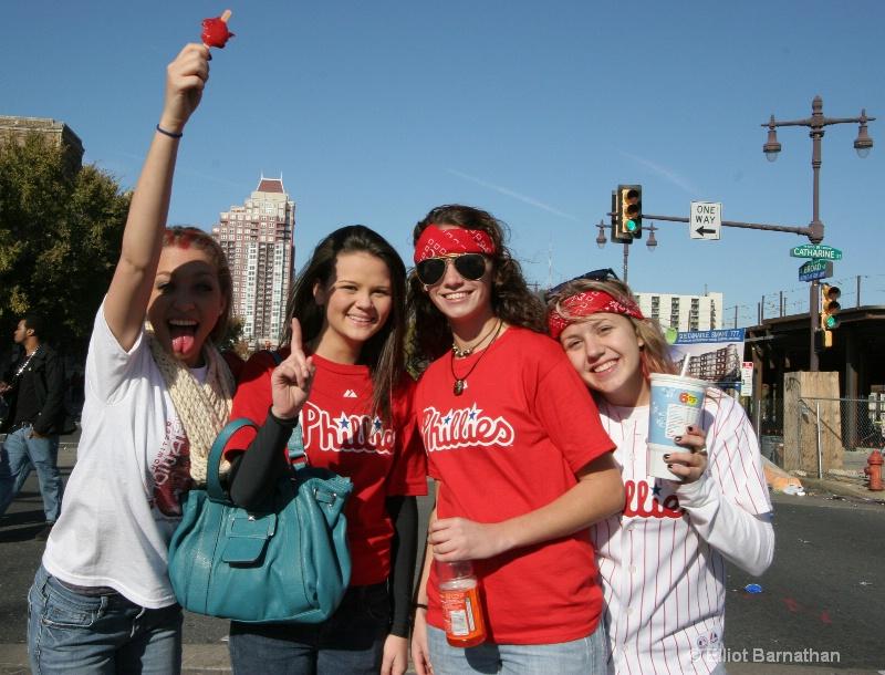 Phillies Parade 8