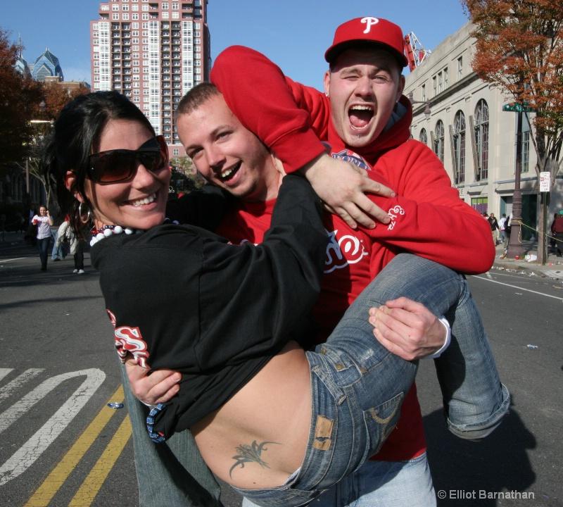 Phillies Parade 6