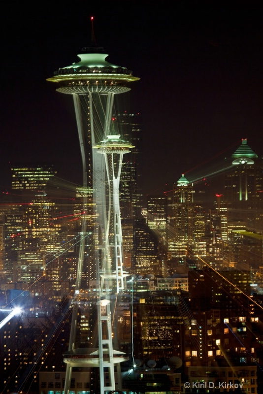 Seattle by Night5