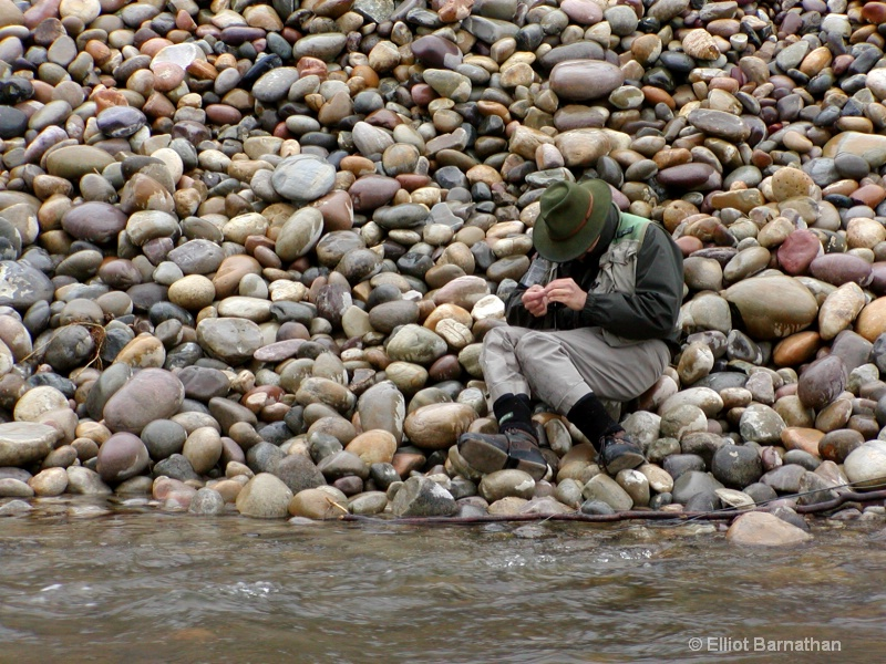 Flyfishing the Snake River