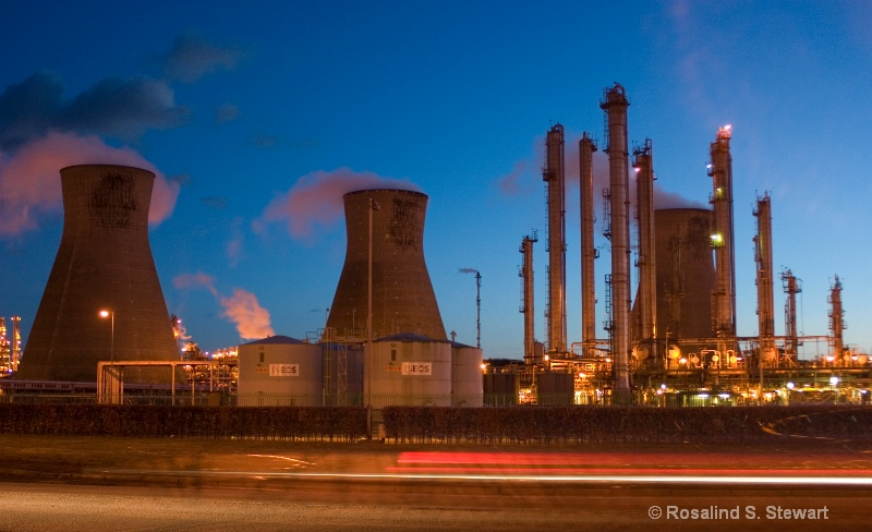 Grangemouth Cooling Towers
