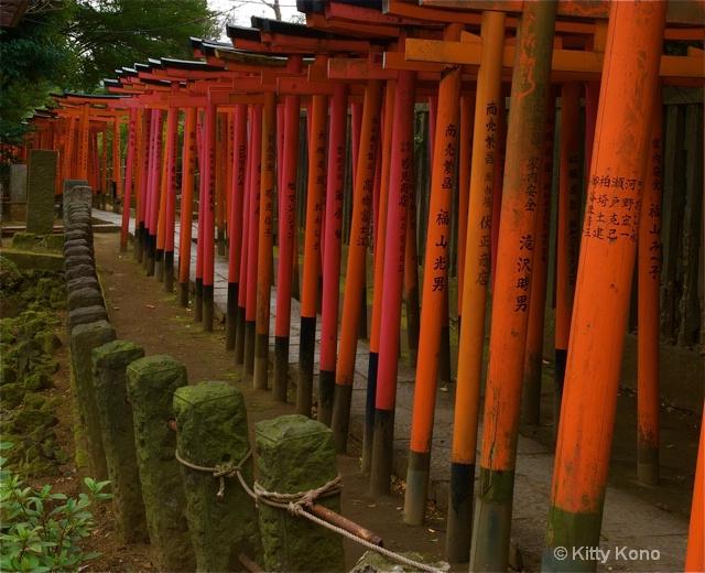 Tories of Nezu Shrine