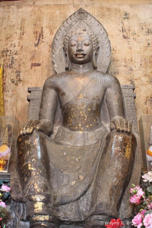 1,500 year old buddha