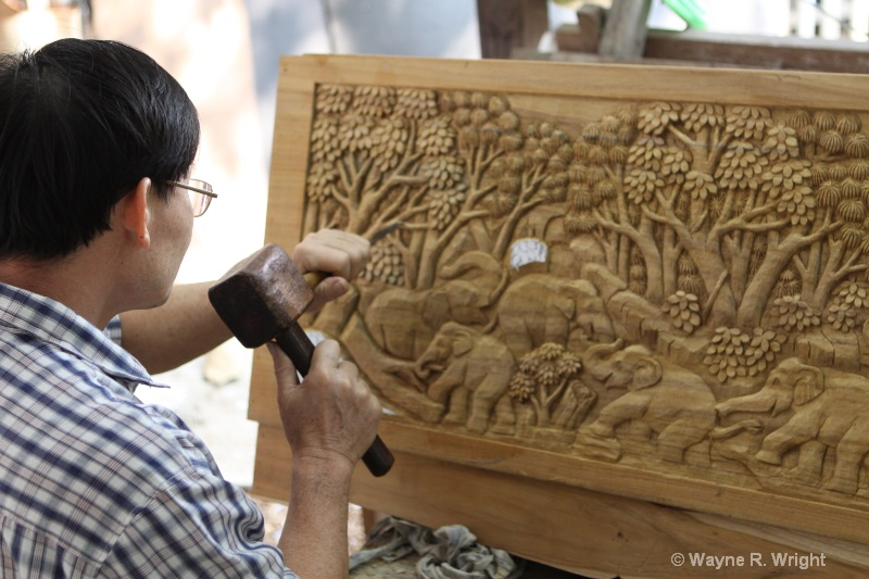carving wood 2