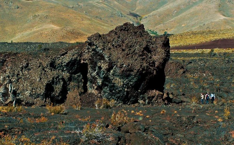 Volcano Lip, Craters of the Moon, Idaho